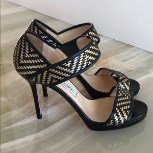 Jimmy Choo gorgeous shoe